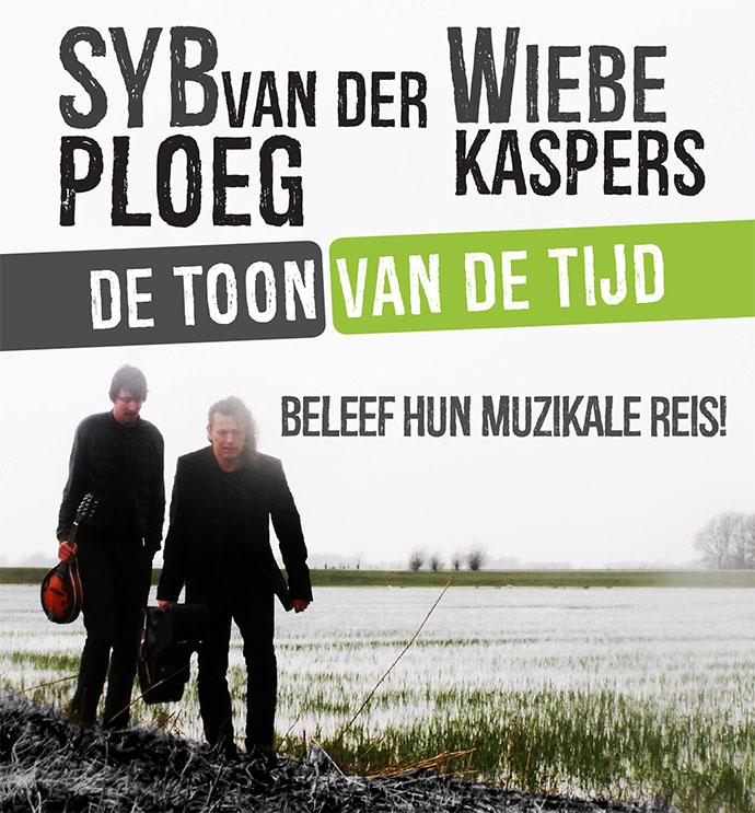 Syb van der Ploeg - Wiebe Kaspers 2018 Toon van de Tijd